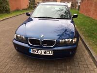 BMW E46 320 2003
