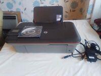 HP Deskjet 3050A All-In-One Printer