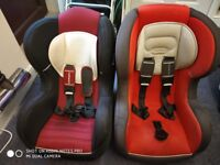 FREE TO COLLECT - Mothercare sport car seats