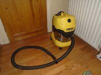 karcher vacuum hoover