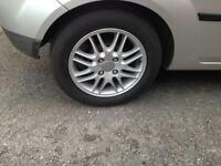 Alloy wheels ford 4 stud fit KA Fiesta Focus