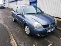2005 Renault Clio 15 DCI 80 EXTREME 4 - 1.5 DCI - 1 Owner Car - Full Service History £20 Road tax
