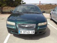 Chrysler Stratus for Sale, Spanish registered, ideal for going back to Spain