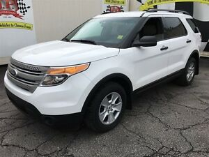 2013 Ford Explorer Automatic, Steering Wheel Controls, 4*4