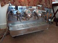 Victoria Arduino Coffee Machine (Commercial Use)
