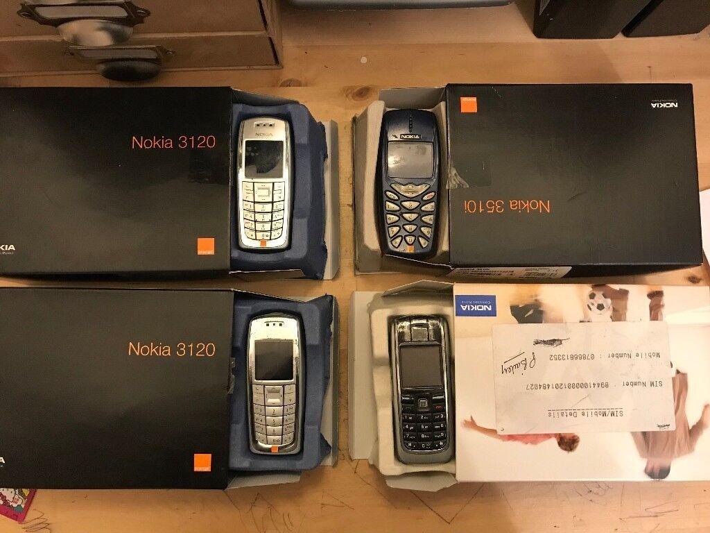 Joblot Nokia s mobile phones , basic mobiles phone, bargain, cheap, budget,  old, vintage, bulk   in Beeston, West Yorkshire   Gumtree