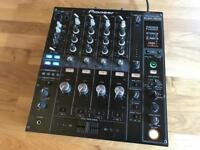 Pioneer DJM 800 Professional DJ Mixer + Rotary Kit Fitted
