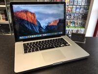 "MacBook Pro 15"" 2010 Core i7 2.66GHz 4GB RAM 500GB HDD"