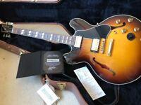 Gibson ES 345 TD - 1959 Historic Spec reissue - Custom Shop VOS - 2014