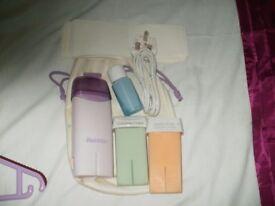 babyliss roller wax kit
