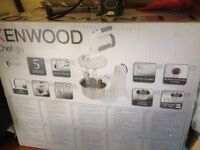 kenwood chefette food mixer