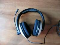 Turtle Beach Earforce XL1 ganing headset for xbox 360