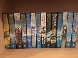 14 Sharpe Novels - Bernard Cornwell