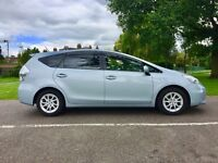 PCO 2012 TOYOTA PRIUS PLUS|PCO UBER Ready |Low Miles 68,400| Navigation| 1 Owner| Like Galaxy Sharan