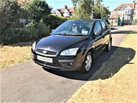 Diesel -- 2006 Ford Focus 1.8 TDCi Sport 5dr -- Manual --- Part Exchange Welcome --- Drives Good