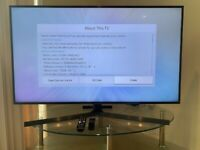SAMSUNG 50 INCH 4K SMART TV (COLLECT OR DELIVERY FREE)