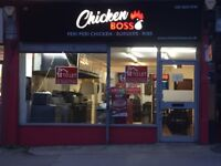 PERI&PERI RESTAURANT/TAKEAWAY FULLY EQUIPPED,EXCELLENT CONDITION