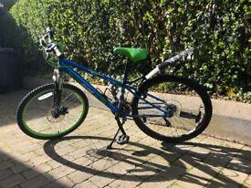 "Boys Apollo Interzone junior mountain bike 24"" Halfords"