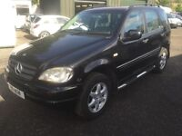 Mercedes ml270 4x4