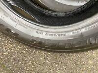 4x4 tyres 4 off set 2018 part worn Bridgestone 245/65R17 1115 off mitsubishi L200 Barbarian