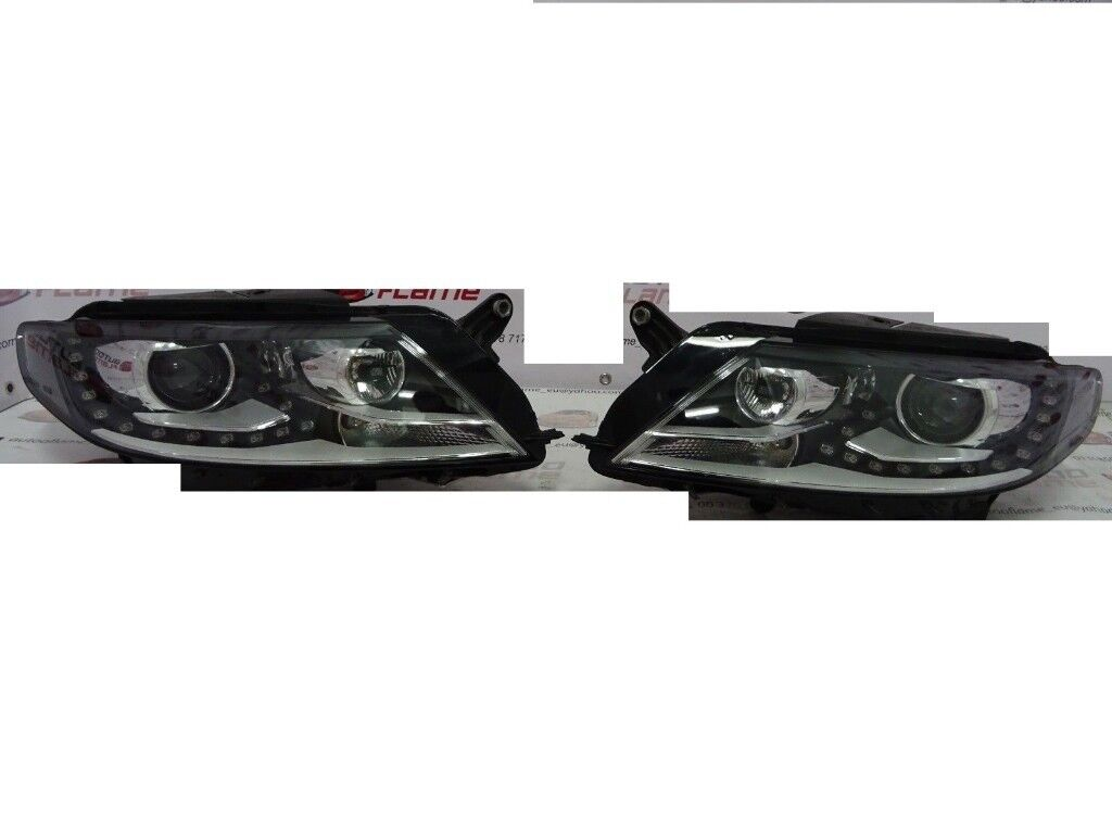 vw cc 2014 headlights