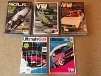Vw Golf magazines
