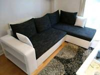 CORNER SOFA BED FEW MONTHS OLD EXCELLENT CONDITION