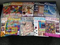 Patchwork magazines