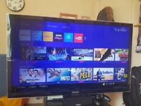 Samsung 40-inch HD LED TV (can deliver)
