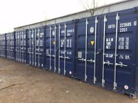 New Shipping containers to rent in Sittingbourne for Storage.