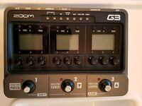 Zoom G3 Effects pedal