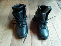 Ethical Wares Vegan boots fit 10 - 10.5