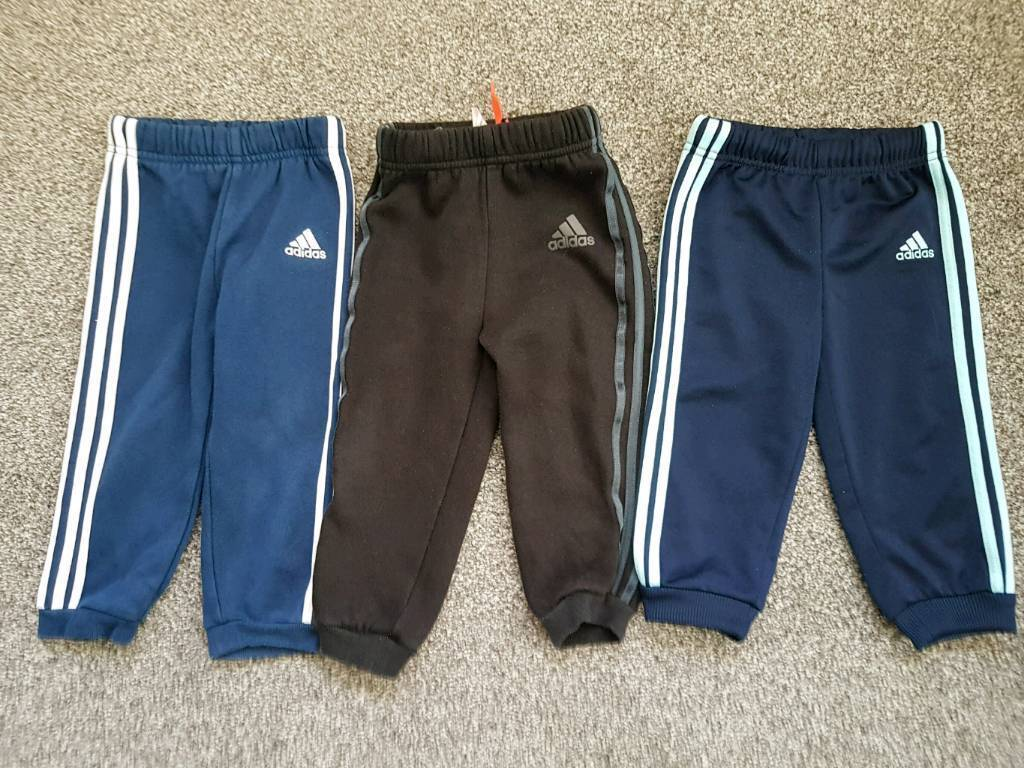 Clothing, Shoes & Accessories Baby Boy Adidas Joggers 9-12 Mths