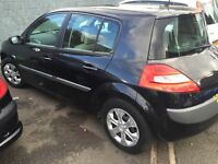 AUTOMATIC RENAULT MEGANE 2007 5DR FULL YEAR MOT YEAR MOT EXCELLENT CONDITION