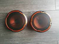 Edge 306 new speakers