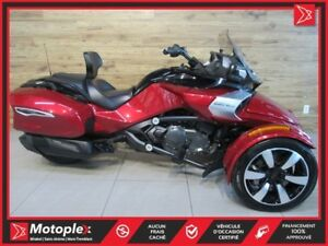 2016 Can-Am Spyder F3-T SM6 65$/SEMAINE