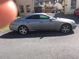 For Sale Mercedes CLS 350 Grand Edition in very good condition