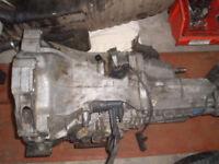 Porsche Boxster Gear Box
