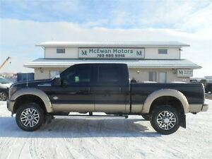 2012 Ford F-350 King Ranch Diesel