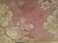 Laura Ashley Lavender Floral Claverton Rug 170cm x 240cm