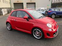 2011 61 ABARTH 500 135 BHP RED