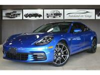2018 Porsche Panamera 4S  Prem Pkg Plus  Exclusive Design 21' Ri Markham / York Region Toronto (GTA) Preview