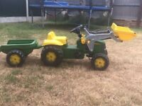 Kids pedal tractor for sale