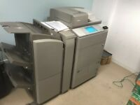 Canon ira C7055i color photocopier network printer scanner