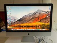 Apple iMac 27 inch mid 2010,3.2GHz i3, 8GB RAM,1 TB SATA disk,ATI Radeon HD 5670