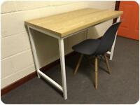 Desk/Table/chair/vintage/retro/solid ash/industrial/office furniture