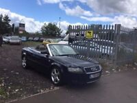 AUDI A4 3.0 SPORT CONVERTIBLE AUTOMATIC NICE EXAMPLE