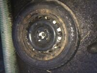 175/65/14 wheels and tyres suit cars and trailers