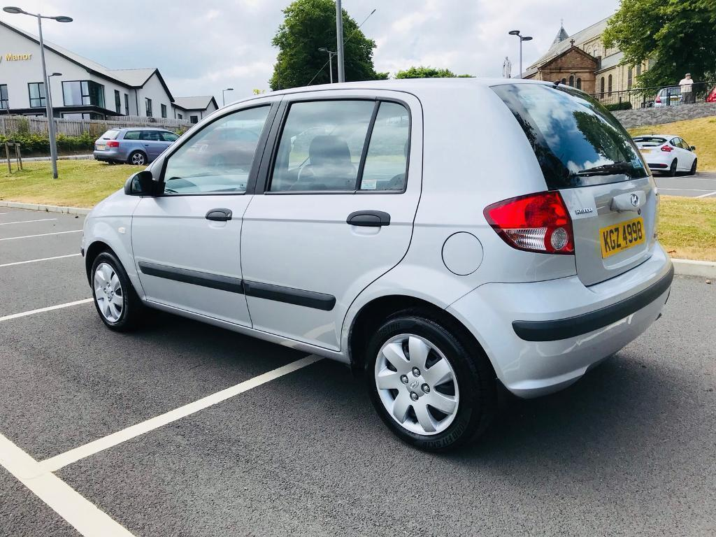 JUNE 2004 HYUNDAI GETZ 1.1 GSI ONLY ONE OWNER FROM NEW JUST PASSED THE MOT  | in Belfast City Centre, Belfast | Gumtree