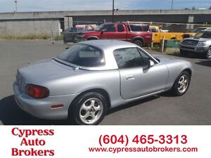 1999 Mazda MX-5 Hard & Soft Top